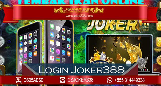 Login-Joker388